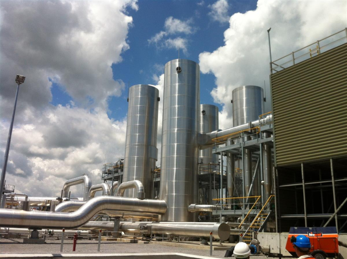 Te Mihi Geothermal Power Station Hydraulic Control & Power Pack System: MSPJV